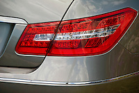 Auto, Rear, Tail Lights, Close up, Car, Grey