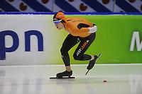 SCHAATSEN: HEERENVEEN: 16-01-2016 IJsstadion Thialf, Trainingswedstrijd Topsport, Jos de Vos, ©foto Martin de Jong