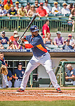 22 March 2015: Houston Astros first baseman Chris Carter in Spring Training action against the Pittsburgh Pirates at Osceola County Stadium in Kissimmee, Florida. The Astros defeated the Pirates 14-2 in Grapefruit League play. Mandatory Credit: Ed Wolfstein Photo *** RAW (NEF) Image File Available ***
