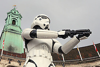 Star Wars Stormtrooper Close View County Hall - London, UK