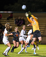 Stanford Women's Soccer vs Idaho St, November 9, 2012