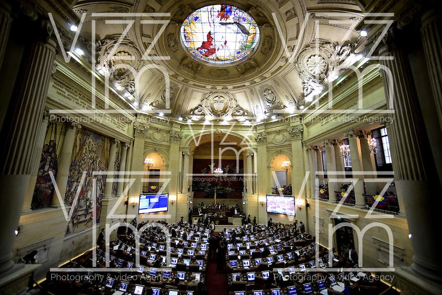 COLOMBIA: Senado dijo sí a las curules de paz