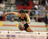 2010 NCAA Indoor Track & Field Day 1 Mich