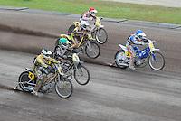 MOTORSPORT: GRONINGEN: Stadspark Groningen, 07-07-2012, WK Langebaan Finale, Theo Pijper (#4), Josef Franc (#11), Rene Lehtinen (#18), Andrew Appleton (#15), Stephan Katt (#3), ©foto Martin de Jong