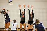 Kalamazoo College Women's Volleyball vs St. Mary's - 10.19.12
