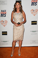 CENTURY CITY, CA, USA - MAY 02: Daisy Fuentes at the 21st Annual Race To Erase MS Gala held at the Hyatt Regency Century Plaza on May 2, 2014 in Century City, California, United States. (Photo by Celebrity Monitor)
