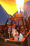 20110607 June 7 Gold Coast Hot Air ballooning