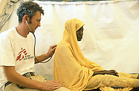 MSF at work in Africa 1989 - 2004