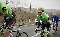 Rigoberto Uran (COL/Cannondale-Drapac)<br /> <br /> 11th Strade Bianche 2017