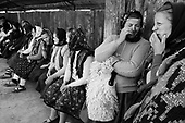 Sacel, Maramures<br /> Romania<br /> April 27, 1992<br /> <br /> Sunday in the street