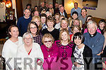 Mighty 80<br /> -------------<br /> Margaret O'Donoghue, Causeway, had a great night in Harty's bar in the village last Friday celebrating her 80th birthday along with her only child Norma on her left and many more friends and family.