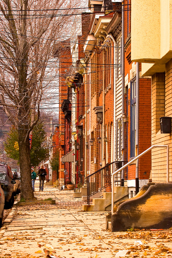 Pittsburgh's Neighborhoods - Southside street scene