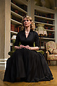 London, UK. 26.03.2014. Theatre Royal Bath Production's West End transfer of RELATIVE VALUES, by Noel Coward, opens at the Harold Pinter Theatre. Picture shows: Leigh Zimmerman (Miranda Frayle). Photograph © Jane Hobson.