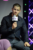 HOLLYWOOD, FL - JUNE 27: Nick Jonas visits radio station Hits 97.3 on June 27, 2016 in Hollywood, Florida. Credit: mpi04/MediaPunch