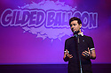 Edinburgh, UK. 04.08.2016. The Gilded Balloon launches its Edinburgh Festival Fringe 2016 programme. Picture shows: Nath Valvo. Photograph © Jane Hobson.