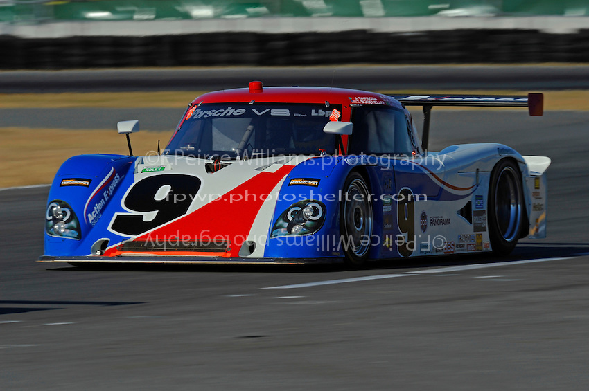 #9 Action Express Porsche/Riley Terry Borcheller, JC France, Joao Barbosa, Christian Fittipaldi & Max Papis