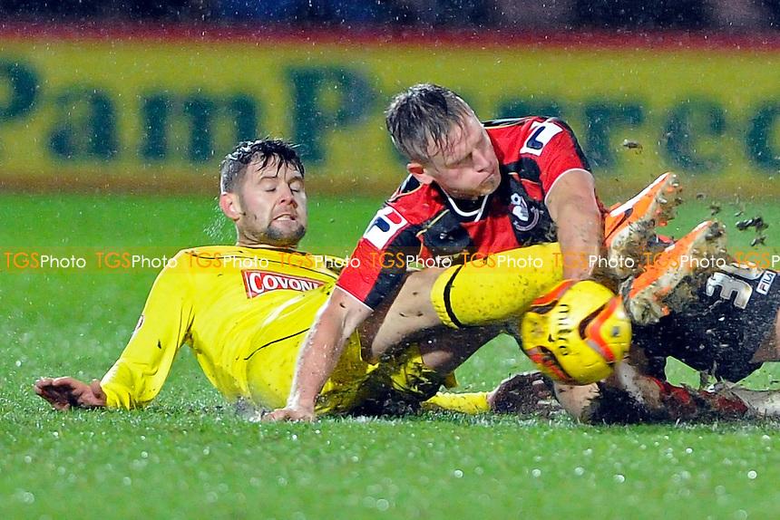 AFC Bournemouth_Huddersfield Town_28-01-14_TGS015.jpg | TGS PHOTO ...