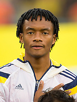 Juan Cuadrado of Columbia