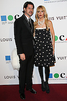 LOS ANGELES, CA, USA - MARCH 29: Rodger Berman, Rachel Zoe at the MOCA's 35th Anniversary Gala Presented By Louis Vuitton held at The Geffen Contemporary at MOCA on March 29, 2014 in Los Angeles, California, United States. (Photo by Celebrity Monitor)