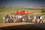 Group shot of all attendees for the 2010 All Red Star IX Formation Safety Training Seminar.