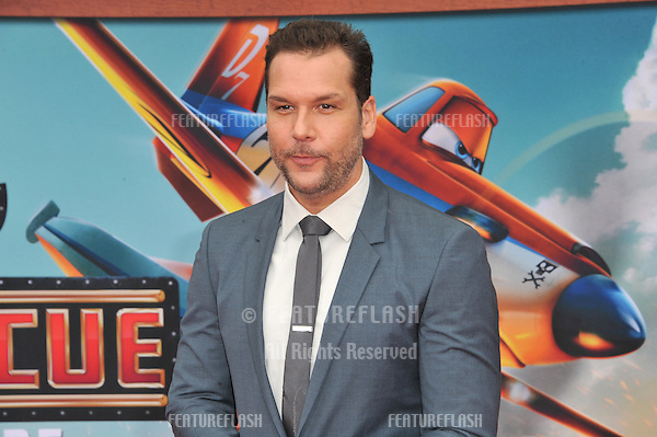 Dane Cook at the world premiere of his movie Disney's &quot;Planes: Fire &amp; Rescue&quot; at the El Capitan Theatre, Hollywood.<br /> July 15, 2014  Los Angeles, CA<br /> Picture: Paul Smith / Featureflash