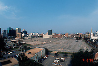 1996 July 08..Redevelopment..Macarthur Center.Downtown North (R-8)..LOOKING FROM ROTUNDA BUILDING...NEG#.NRHA#..