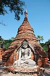 Yadana Sinme Pagoda, Ava (Inwa), Burma