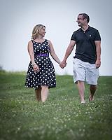 Lianne & RJ's engagement session at Fairvie Park iin Bridgeville, PA on July 12, 2014.