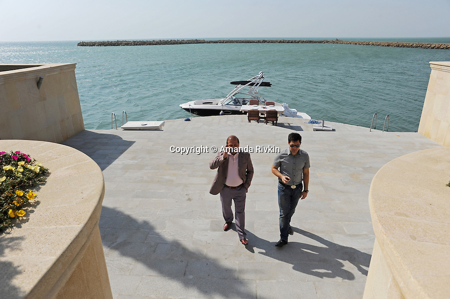 Baku Billionaire Ibrahim Ibrahimov and the Khazar Islands Project (AZE)