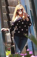 FEB 24 Reese Witherspoon Seen Out Shopping CA