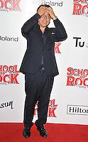 Michael McIntyre at the &quot;School of Rock: The Musical&quot; VIP opening night, New London Theatre, Drury Lanes, London, England, UK, on Monday 14 November 2016. <br /> CAP/CAN<br /> &copy;CAN/Capital Pictures /MediaPunch ***NORTH AND SOUTH AMERICAS ONLY***