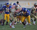 Oxford High vs. Lafayette High in junior varsity football in Oxford, Miss.  on Monday, September 12, 2011.
