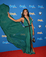 Laverne Cox at the 69th Annual Directors Guild of America Awards (DGA Awards) at the Beverly Hilton Hotel, Beverly Hills, USA 4th February  2017<br /> Picture: Paul Smith/Featureflash/SilverHub 0208 004 5359 sales@silverhubmedia.com