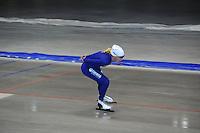 SCHAATSEN: HEERENVEEN: 16-06-2014, IJsstadion Thialf, Zomerijs training, Yvonne Nauta, ©foto Martin de Jong