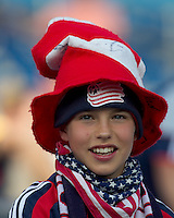 In a Major League Soccer (MLS) match, the Philadelphia Union defeated the New England Revolution, 3-0, at Gillette Stadium on July 17, 2011.