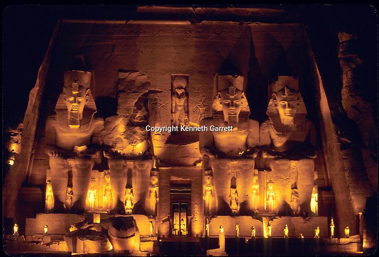 New Kingdom; Abu Simbel; Ramses II