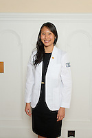 Alyssa Kwok. Class of 2017 White Coat Ceremony.
