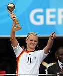 Fussball, FIFA U20 Frauen WM 2010, Deutschland ist Weltmeister