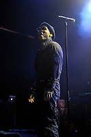LONDON, ENGLAND - APRIL 16: Anderson .Paak(Brandon Paak Anderson) of 'Anderson .Paak and The Free Nationals' performing at The Forum on April 16, 2017 in London, England.<br /> CAP/MAR<br /> &copy;MAR/Capital Pictures