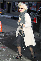 FEB 23 Helen Mirren at Late Show with David Letterman