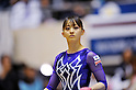 Rie Tanaka (JPN), .APRIL 8, 2012 - Artistic gymnastics : The 66nd All Japan Gymnastics Championship Individual All-Around , Women's Individual 2nd day at 1nd Yoyogi Gymnasium, Tokyo, Japan. (Photo by Jun Tsukida/AFLO SPORT) [0003].
