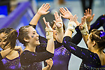 UCLA vs UW Gymnastics 1/27/12