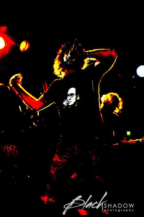 Beasts of Bourbon performing at The Corner, Melbourne, 9 March 2007