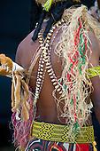 Danseur de  Papouasie NG