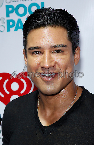 30 May 2015 - Las Vegas, Nevada -  Mario Lopez.  iHeartRadio Summer Pool Party at Caesars Palace.  Photo Credit: MJT/AdMedia