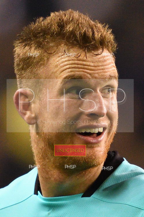 03/12/2016 Sky Bet Championship Wigan Athletic v <br /> Derby County<br /> <br /> Alex Pearce, Derby County FC