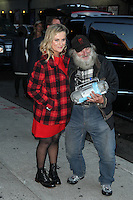 OCT 27 Amy Poehler At Late Show With David Letterman - NY