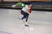 SPEEDSKATING: CALGARY: Olympic Oval, 25-02-2017, ISU World Sprint Championships, 500m Men, Mirko Giacomo Nenzi (ITA), ©photo Martin de Jong
