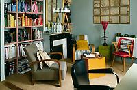 Small Space Living, Paris