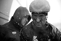 Milan - San Remo 2013: the iced edition<br /> Greg Henderson (NZL): the human popsicle